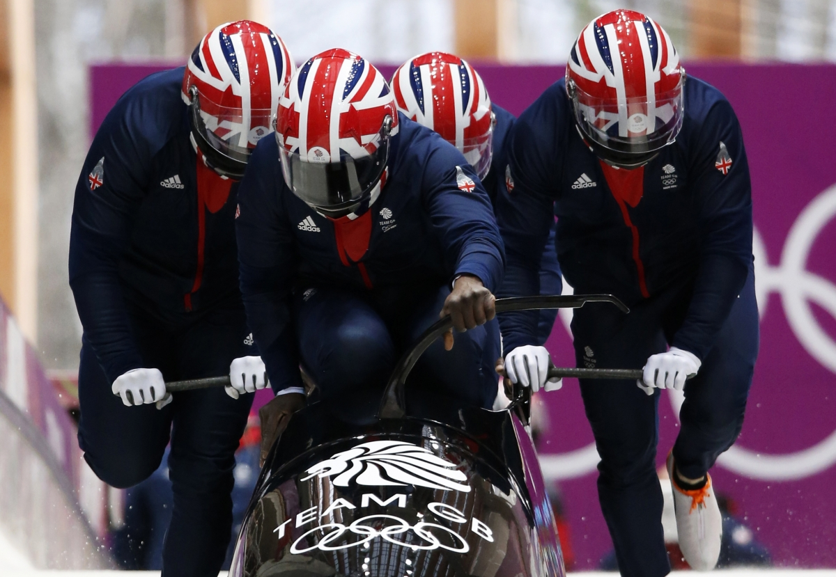 Pilot Sport Cup >> Sochi Olympics 2014: Day 15 preview - Team GB Bobsleigh ...