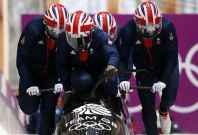 Great Britain bobsleigh