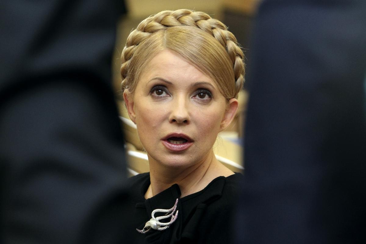 Former Ukraine Prime Minister Yulia Tymoshenko set for prison release