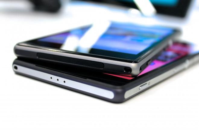 Sony Xperia Z2 vs Xperia Z1