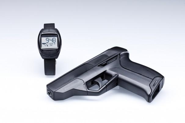 New 'smart gun' technology