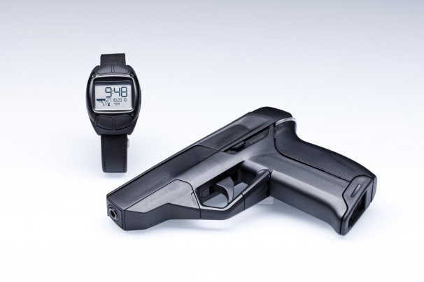 New 'smart gun' technology