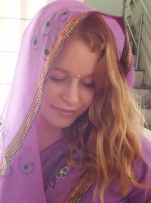 Arianne Willinger took the name Kiran Sharma after marrying her Indian husband