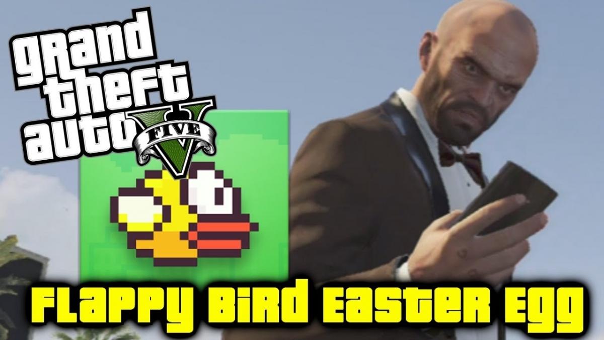GTA 5: How to Play Flappy Bird via Hidden Easter Eggs [VIDEOS]