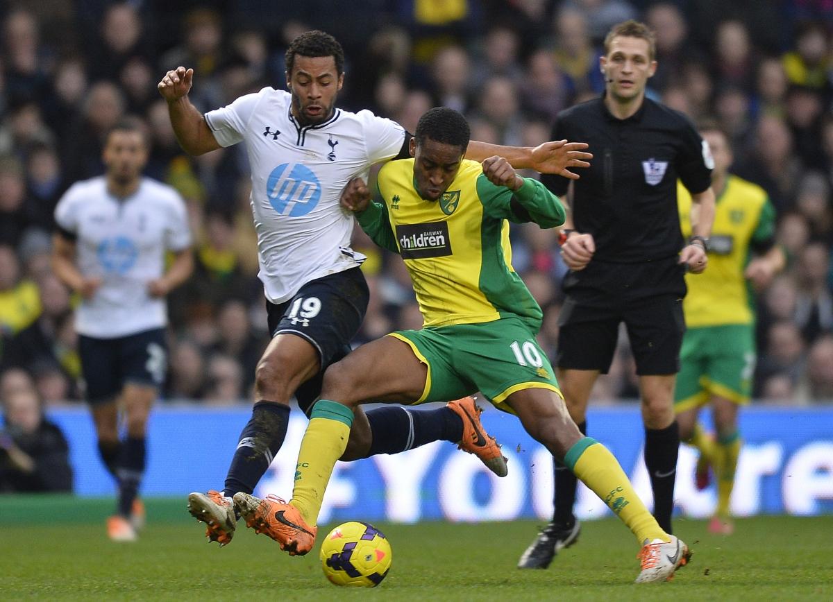 Norwich v Tottenham