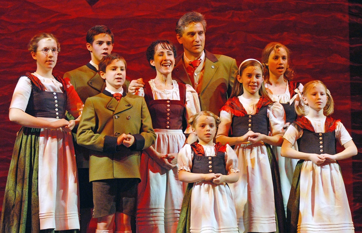 The Stage Version of The Sound of Music