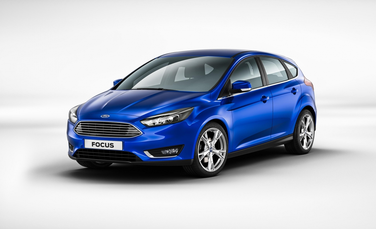 Nee Ford Focus