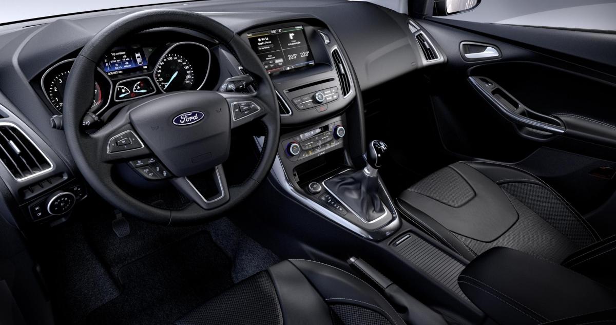 Ford Focus SYNC 2