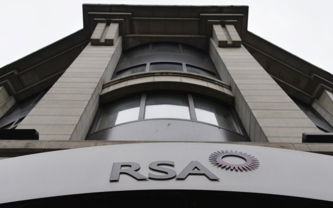 RSA Eyes Rights Issue to Raise £800m