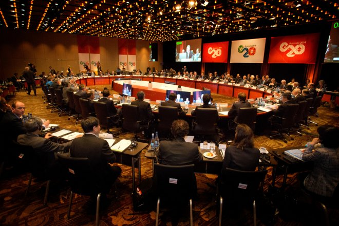 G20 Finance Ministers and Central Bank Governors
