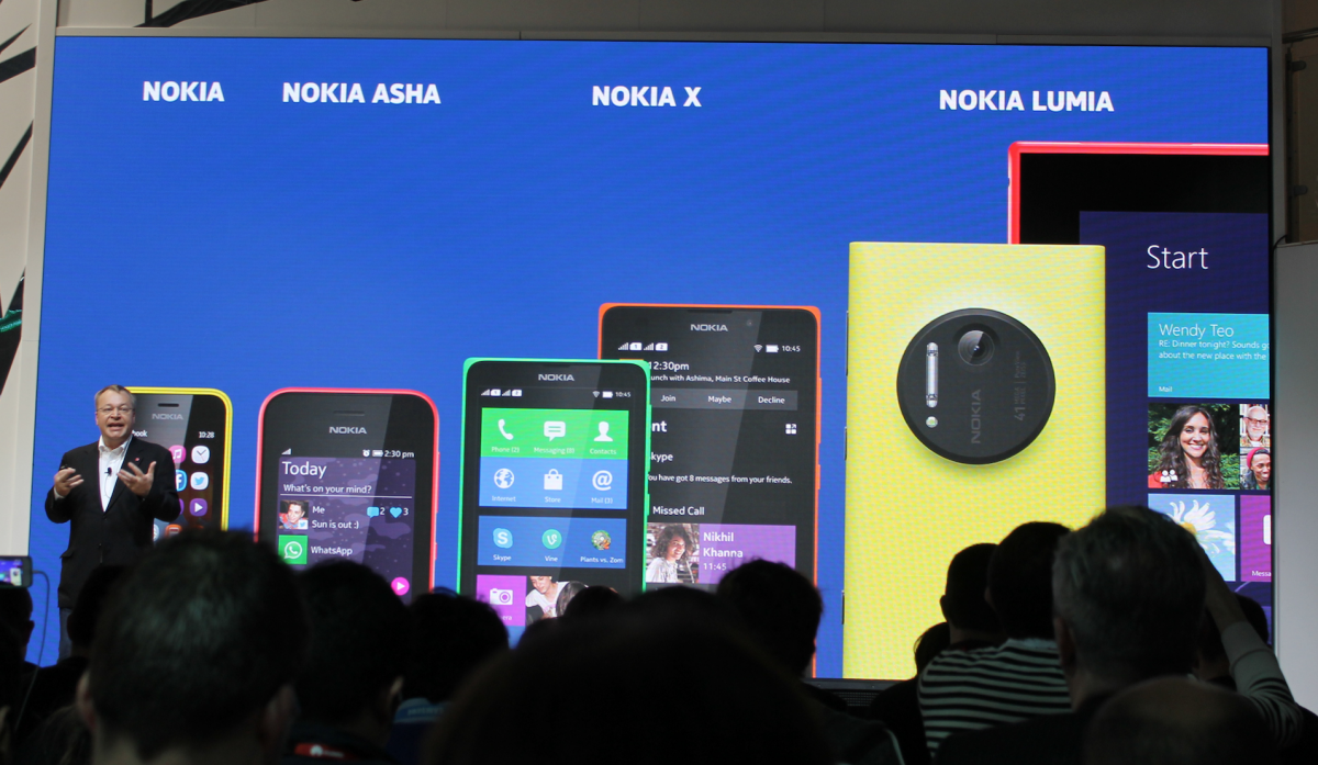 Nokia X Smartphone Range Blends Android Apps With Windows ...