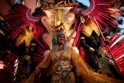 carnival malaga