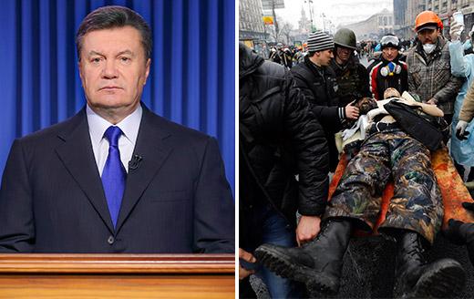 ukraine yanukovich