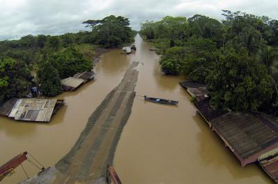 Bolivia floods