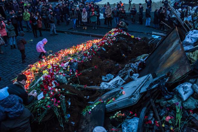 ukraine memorial