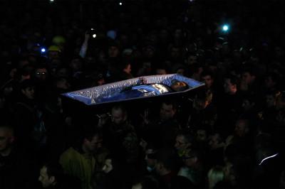 coffin night