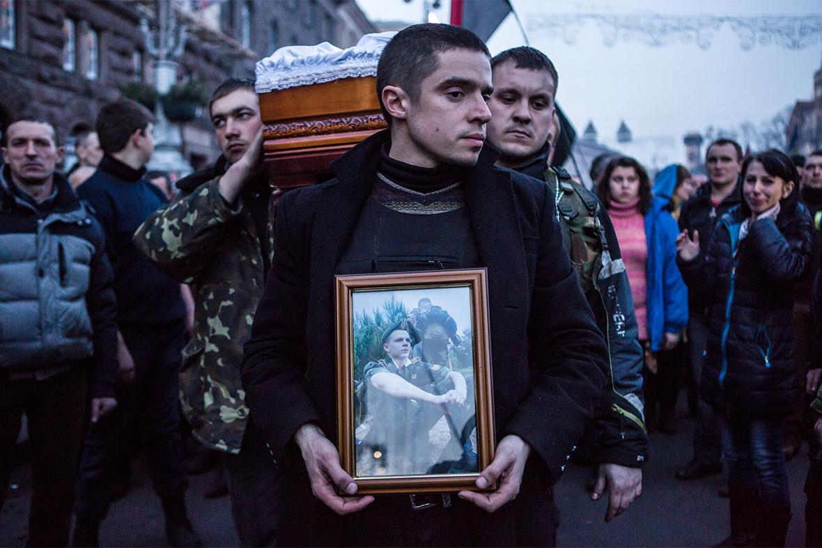 funeral portrait