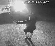 CCTV footage of the Big Mango heist