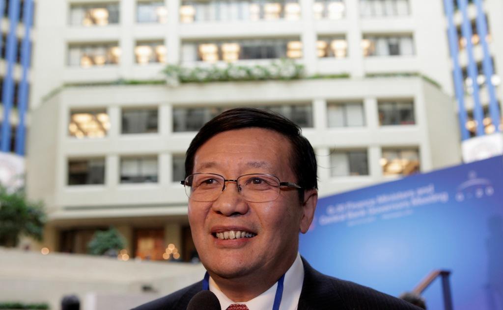 China Finance Minister Lou Jiwei