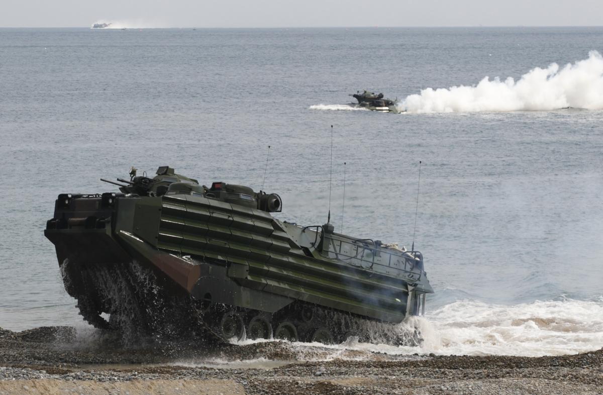 Korea tensions