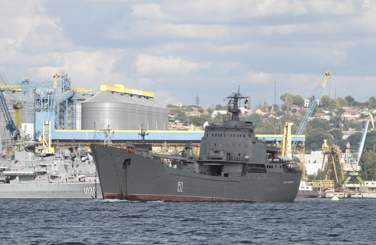 Ukraine tensions and Crimea