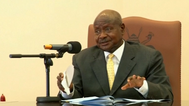 Uganda Signs Anti-Gay Law