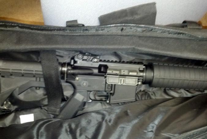 George Zimmerman Ammo 1