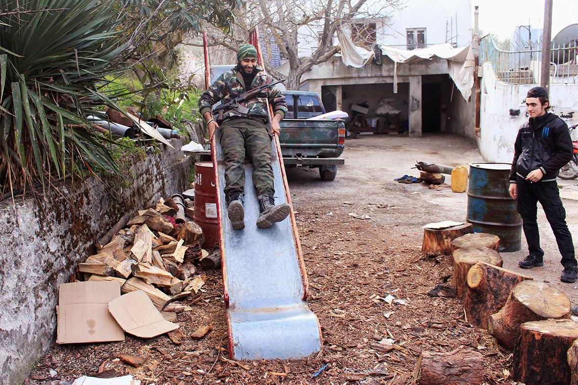 syria slide