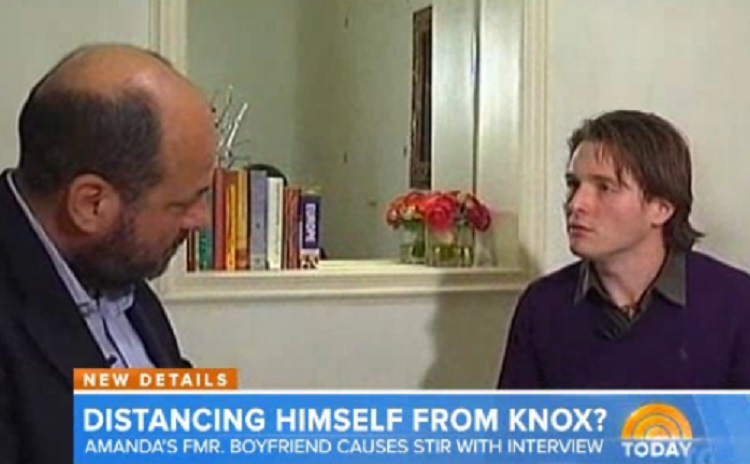 Sollecito Has Unanswered Questions Over Knox's Behaviour