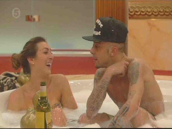 Dappy and Luisa