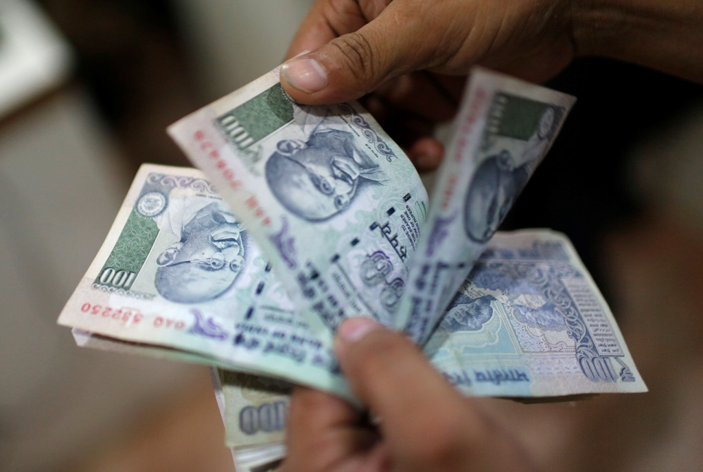 Indian Rupee logs best winning streak in two months on 25 February.