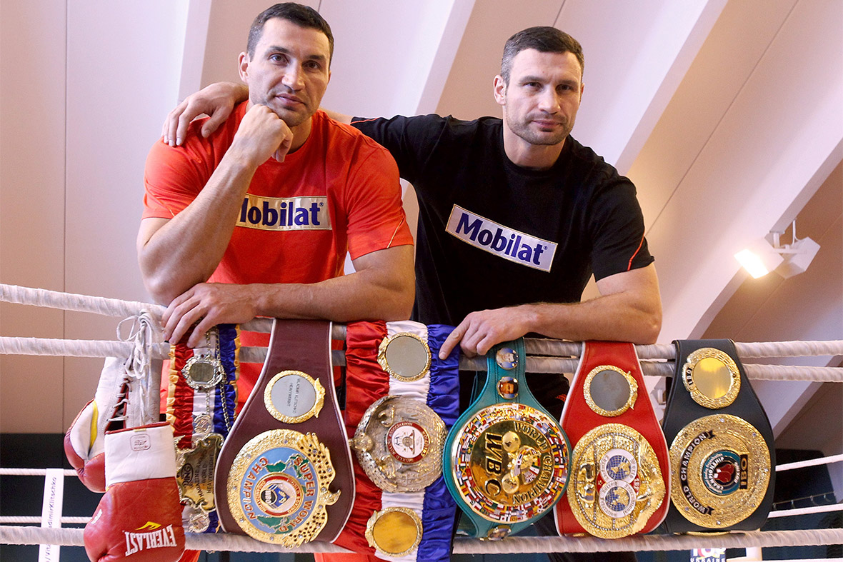 Political Heavyweight Vitaly Klitschko: From Boxer to