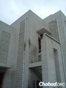 Synagogue ukraine