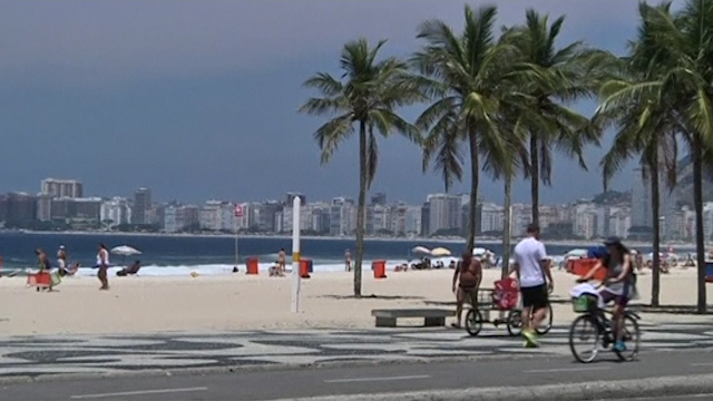 Brazil's Economy Grapples Inflation and Drought