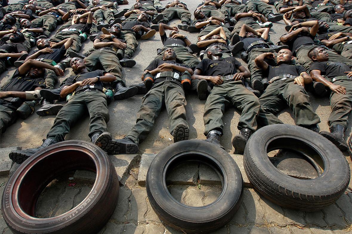 thail police