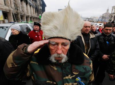 ukraine man