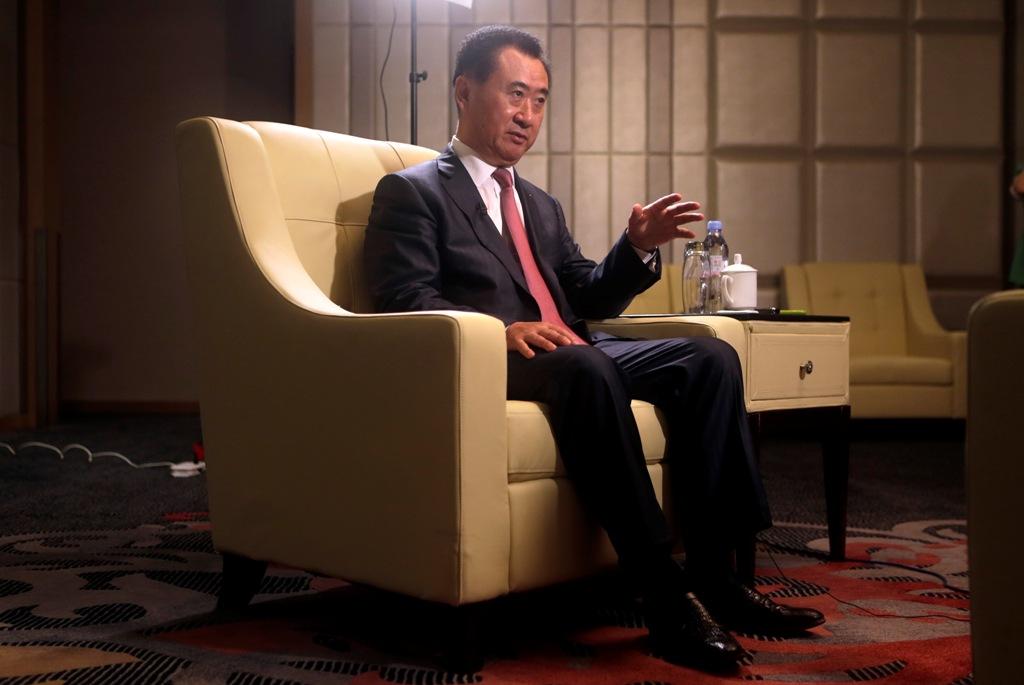 Wang Jianlin Dalian Wanda Group