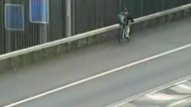 Cyclist's Sat Nav Leads Him onto Motorway