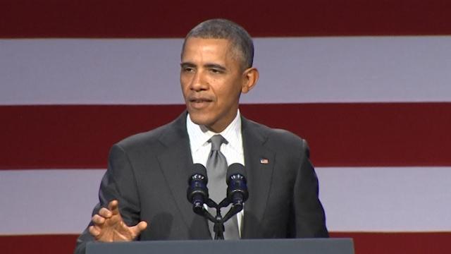 Obama: 4 Million Have Signed Up for Obamacare