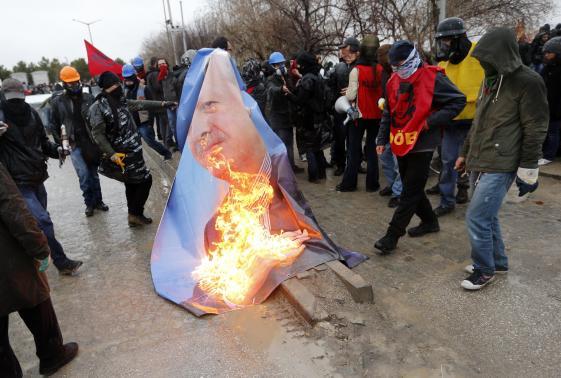 Turkish protests