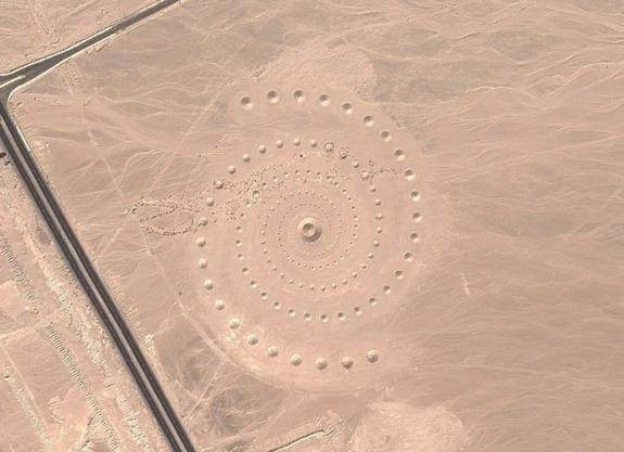 Google Earth Desert Breath