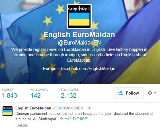 English EuroMaidan