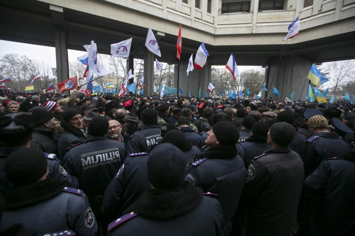 Ukraine Crimea Crisis
