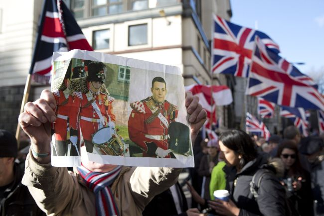Life Jail Terms for Lee Rigby Killers