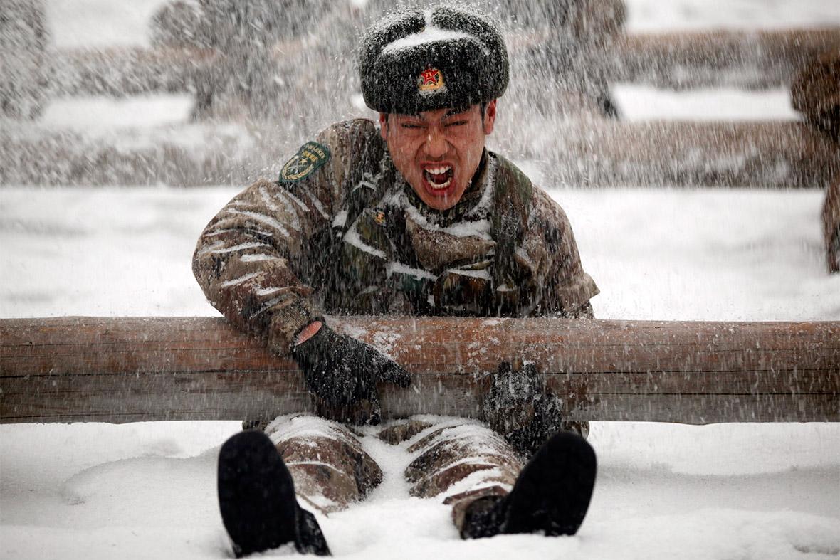 snow drill