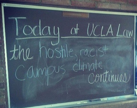 racism at UCLA