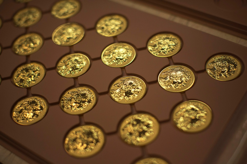 Gold Slips Further As Upbeat US Data Backs Fed Reserve Taper Outlook