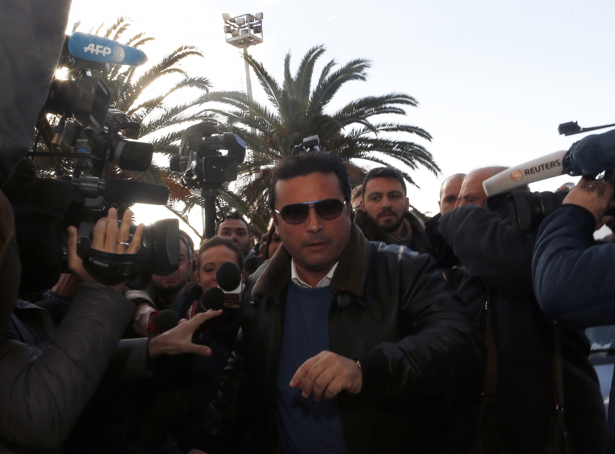 Costa Concordia Captain Francesco Schettino Back on Board