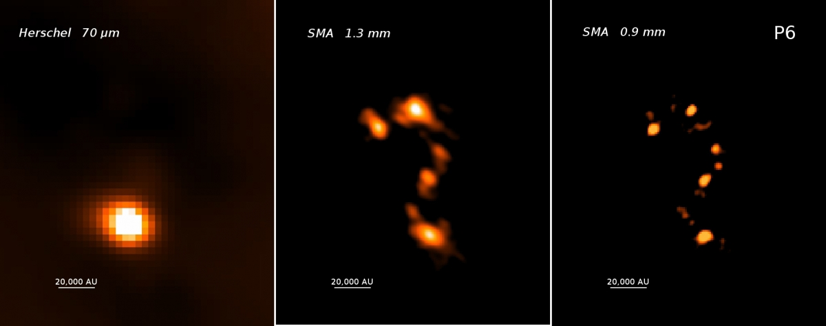 SMA space images