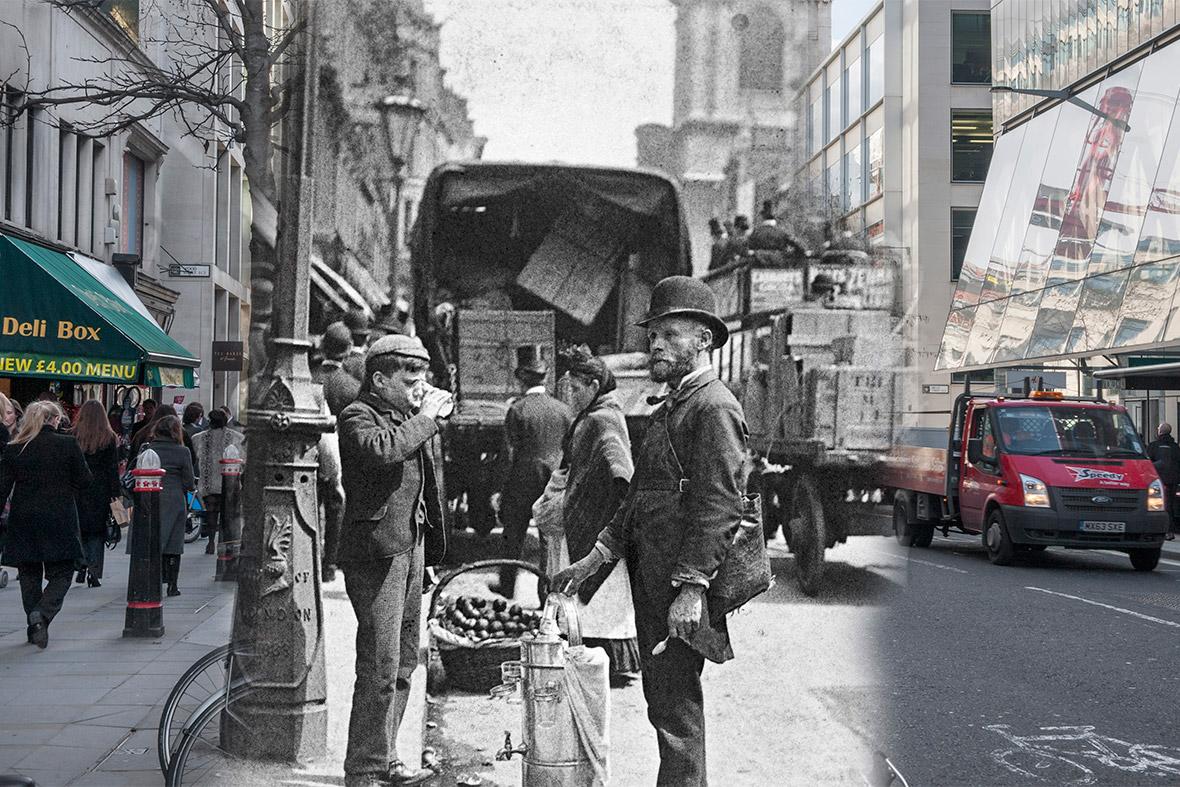 Cheapside 1893